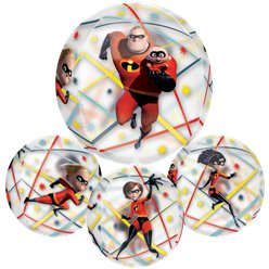"The Incredibles 2 Orbz Balloon - 16"" Foil"