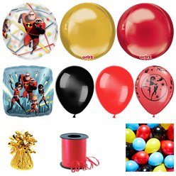 The Incredibles Balloon Kit
