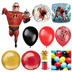 The Incredibles Deluxe Balloon Kit