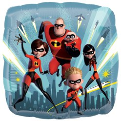 The Incredibles 2 Balloon - 18