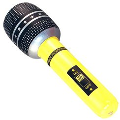 Inflatable Microphone - 40cm