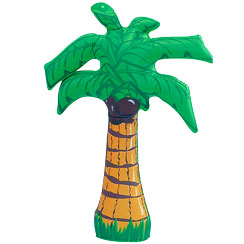 Inflatable Palm Tree - 45cm