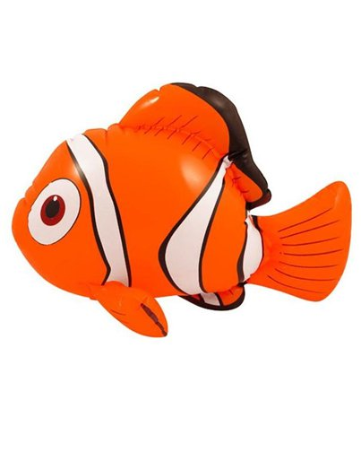 Inflatable Clown Fish - 43cm