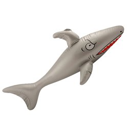 Inflatable Shark - 90cm
