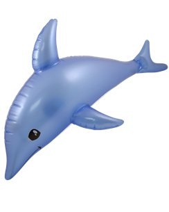 Inflatable Dolphin - 53cm