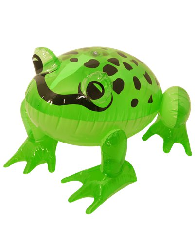 Inflatable Frog - 39cm