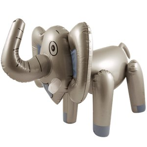 Inflatable Elephant - 65cm