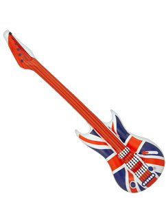 Inflatable Union Guitar - 1.06m
