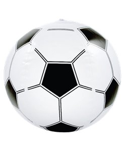 Inflatable Football - 40cm