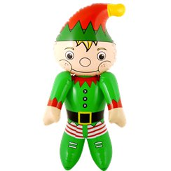 Inflatable Elf - 65cm
