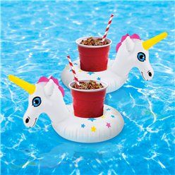 Inflatable Unicorn Beverage Boats - Drink Floats