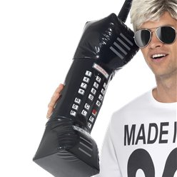 Inflatable Retro Mobile Phone