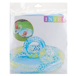 Star Paddling Pool Set