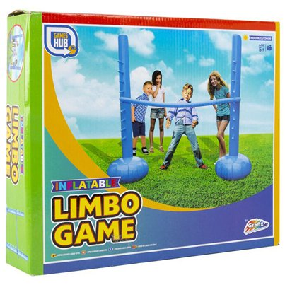 Inflatable Limbo Game Set