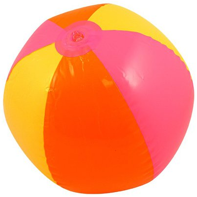 Inflatable Beach Ball - 40cm