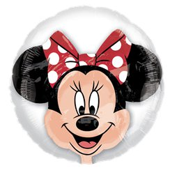 Minnie Mouse Insider Balloon - 24""