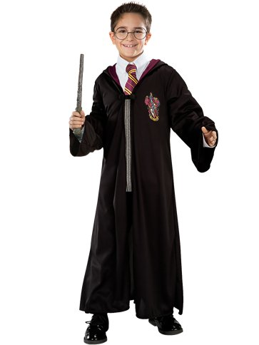 Harry Potter Costume Kit - Child Costume front