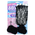80s Pop Star 5-piece Accessory Kit