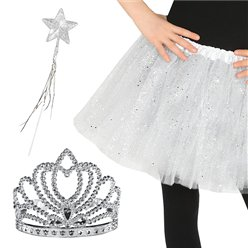 Sparkling Princess Fancy Dress Accessory Kit