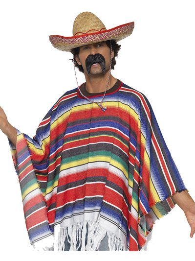 Mexican Fancy Dress Accessory Kit
