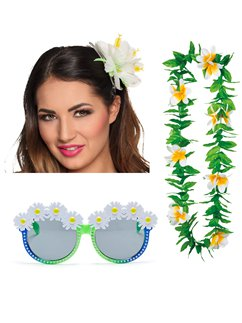Summer Festival Flower Accessory Kit