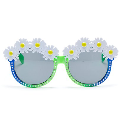 Summer Festival Flower Accessories Kit - Ladies Fancy Dress Accessories right
