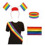 Pride Flag Accessory Kit