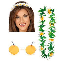 60s Flower Power Accessory Kit