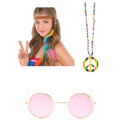 60s Groovy Peace Accessory Kit