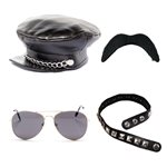 Biker Punk Rock Accessory Kit