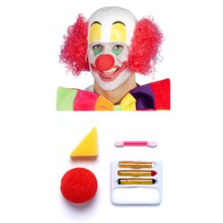 Big Top Clown Accessory Kit