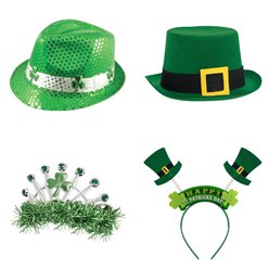Premium St Patrick's Day Accessory Kit