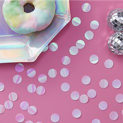 Iridescent Party Table/Invite Confetti - 14g