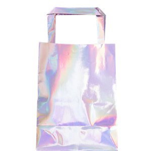 Iridescent Party Bags - Plastic Loot Bags