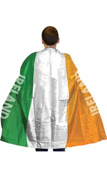 Irish Flag Cape