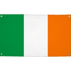 Irish Cloth Flag - 1.5m St Patrick's Day Decoration