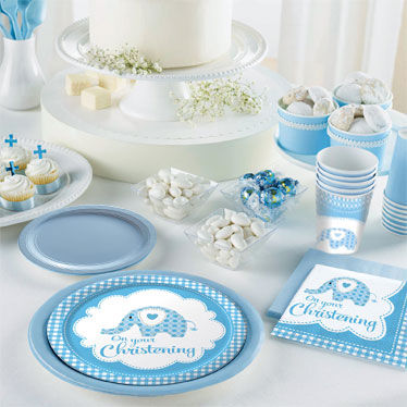 Christening Party Themes