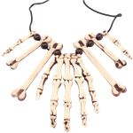 Witch Doctor Bone Necklace