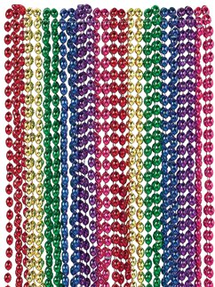 Rainbow Necklaces 24pk