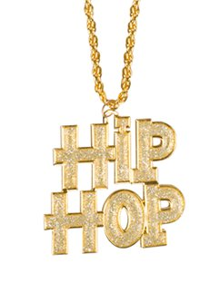 90's Hip Hop Necklace