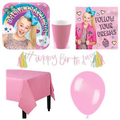 JoJo Siwa Party Pack - Deluxe Pack for 8