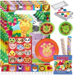 Animal Friends Party Bag Kit