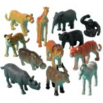 Animal Friends Plastic Jungle Animals