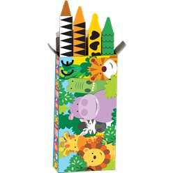 Animal Friends Crayons