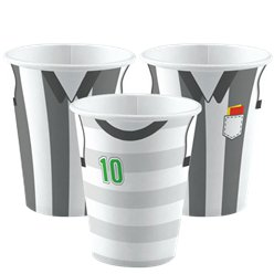 Kicker Party Paper Cups - 250ml