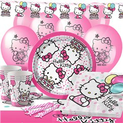 Hello Kitty Party Pack - Deluxe Pack for 16