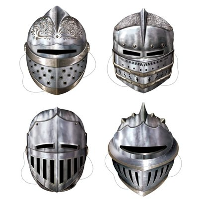 Knights Party Masks
