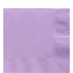 Lilac Luncheon Napkins - 33cm