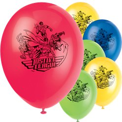 Justice League Balloons - 12