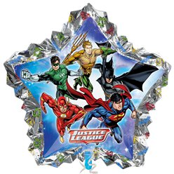 "Justice League SuperShape Balloon - 31"" Foil"